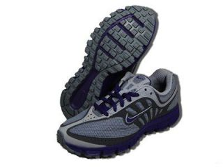 NIKE Women Shoes Inspire Dual Fusion Grey Purple Running Shoes