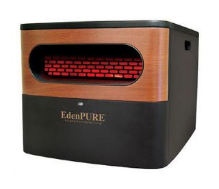 Eden Pure GEN 2 Quartz Infrared Heater 1000 sq. ft. 5000 BTU EdenPURE