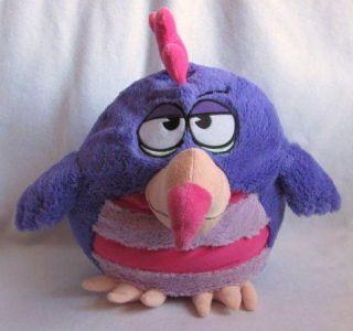 at Play Mushabelly KOOKOO BIRDS Honking Purple Doofusina Stuffed Plush