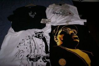 BIG 2PAC T Shirt SET makaveli biggie smalls tupac shakur szL rap jay z