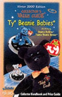 Ty Beanie Babies Winter 2000 Collectors Value Guide Collectors Val
