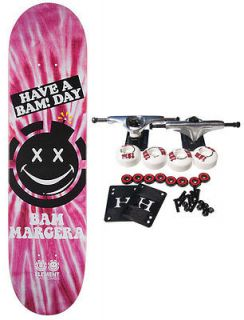 ELEMENT Skateboards HAVE A BAM DAY Complete SKATEBOARD 7.62