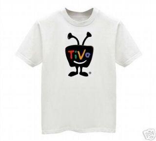TiVo DVR digital television recorder t shirt