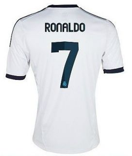 REAL MADRID ADIDAS 2010/11 RAUL HOME FOOTBALL SOCCER JERSEY SHIRT