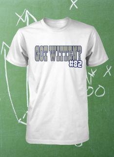 Jason Witten Jersey Dallas Cowboys Shirt NFL Football T Shirt XL
