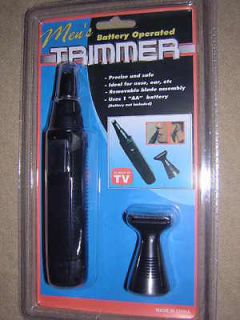 wahl groomsman cordless battery operated beard mustache trimmer new. Black Bedroom Furniture Sets. Home Design Ideas