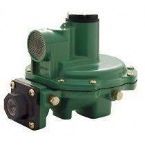 PROPANE GAS REGULATOR FISHER R652 DFF 2ND STAGE LOW PRESSURE (11wc)