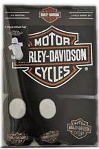 Harley Davidson Boy Girl Infant Apparel 4 pc Boxed Outfit Gift Set