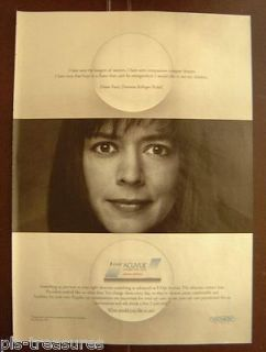 1996 Acuvue 1 day Disposable Contact Lenses Color AD