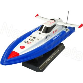 NQD RC Remote Control 17 125 Electric Mini Tracer Racing Speed Boat