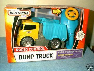 rc dump trucks in Radio Control & Control Line