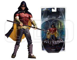 ROBIN TIM DRAKE figure BATMAN ARKHAM CITY asylum DC DIRECT series 1