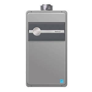 rheem tankless water heater in Tankless