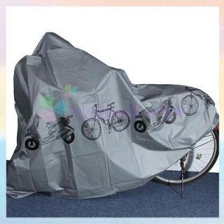 Bicycle Bike MTB Electric Motor Car Rain Dust Snow Waterproof Cloth