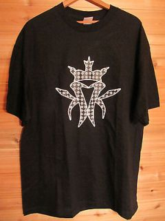 Kings Black T Shirt Front Krown, Back Name at Bottom Size XL NEW
