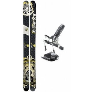 Salomon Czar 174 Skis + Look Px Racing 18 Ski Bindings