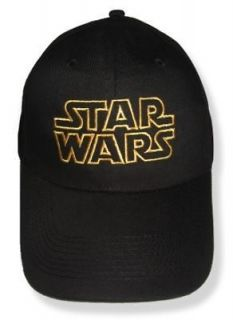 STAR WARS Logo Embroidered Cap or Hat A New Hope Luke