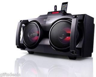 Sony RDH GTK1i Hi Fi music system with USB, iPod, iPhone dock