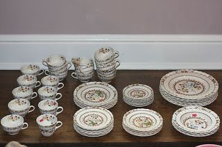 SPODE China Copeland England Cowslip 58p Floral Dinnerware Dishes Cup