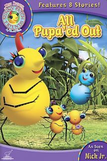 Miss Spiders Sunny Patch Friends   All Pupaed O DVD, 2005