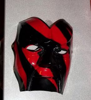 Vintage WWF Kane Mask Live Event Catalog Item 1997 VERY RARE WWE nWo