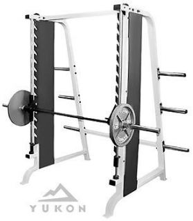Yukon Fitness Counter Balanced Smith Machine CBS 150