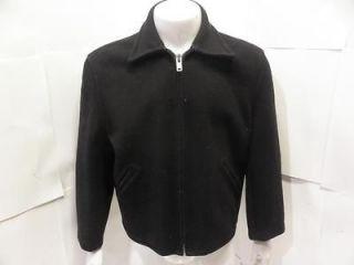 50s Vintage King O Wear Work Car Club Wool Union Made Jacket