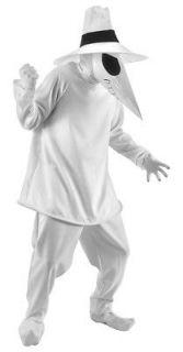Spy Vs. Spy White Costume Adult *New*