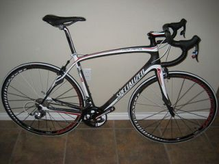 Specialized Roubaix PRO 56cm Sram RED Carbon Fiber Road Bike 56 SL3