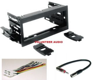 Chevolet GMC Truck Radio Installation Dash Mount Kit + Harness