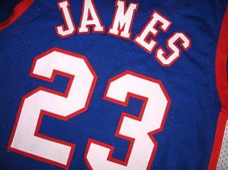 lebron james high school jersey in Sports Mem, Cards & Fan Shop