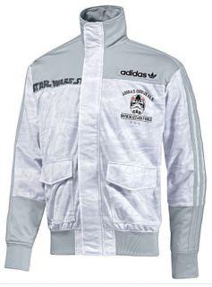 Adidas STAR WARS Firebird Track Hoth AT Stomper Jacket