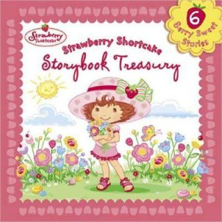 Strawberry Shortcake Storybook Treasury by Megan E. Bryant, Siobhan