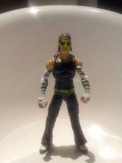 Jeff Hardy UnReleased Prototype Wrestling Figure WWE Mattel Elite 1