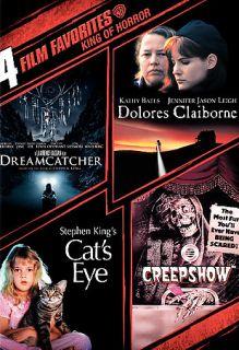 Film Favorites Stephen King DVD, 2007, 2 Disc Set