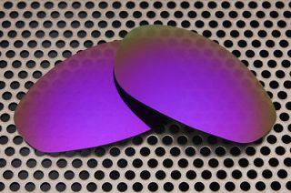 VL Polarized Plasma Purple Lenses for Oakley Straight Jacket 1st Gen