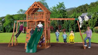 swing set monkey bars
