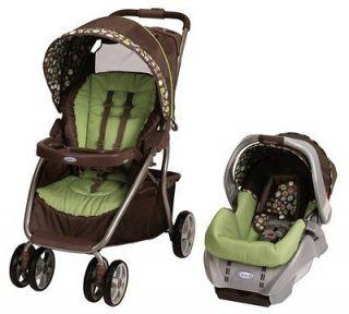 Dynamo Lite Baby Stroller & SnugRide Car Seat Travel System   Shout