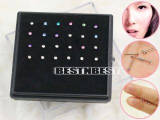 wholesale nose rings in Nose Rings & Studs