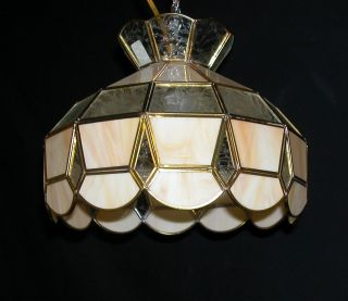 New 11 Tiffany Style Stained Glass Hanging Lamp Light Fixture
