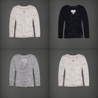 Abercrombie & Fitch Women Button Cardigan Sweater Ashton NWT