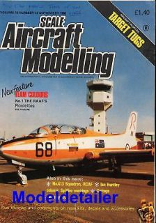 Scale Aircraft Modelling Sept 88, Target Tugs
