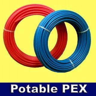 rolls 1 x 150  PEX Potable Water Tubing Wood Boiler