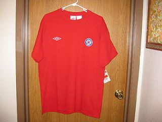 Deportivo Cruz Azul Soccer Football T  Shirt Team New With Tags Sz M