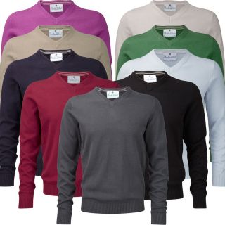 mens v neck sweater in Sweaters