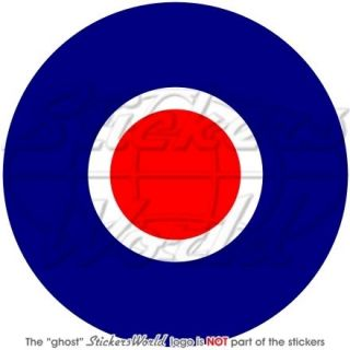 Royal AirForce Type C MOD Target Vinyl Sticker, Decal 4 (100mm