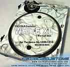 /PRE CUT SKIN/COVER/PROTECTION FOR TECHNICS 1200/1210 WHITE XL