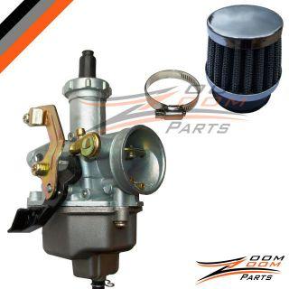 ATC 200ES Carburetor & Air Filter ATC200ES 3 Wheeler Big Red Carb