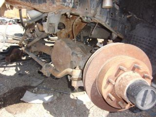 99 FORD F350 SUPER DUTY FRONT AXLE DIFFERENTIAL Dana 60