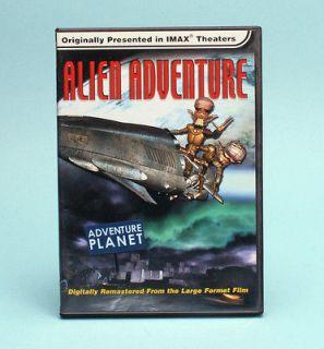 Alien Adventure (an IMAX3D format film) 3D DVD